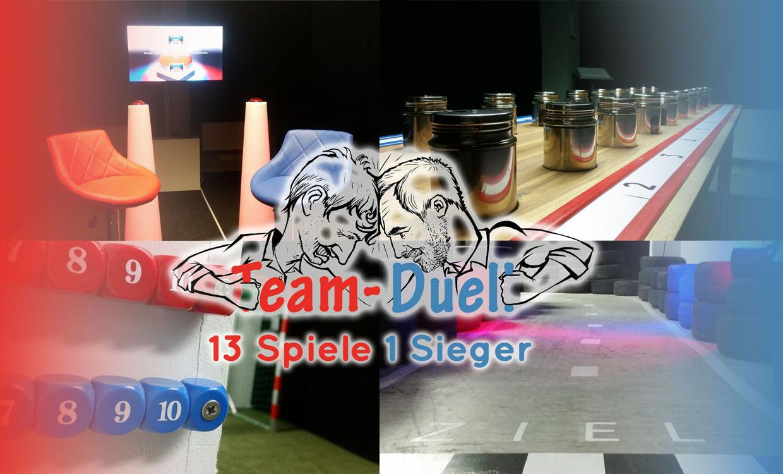 Team-Duell Freizeitspass Leipzig